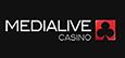 Medialivecasino logo