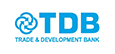 Trade and development bank logo