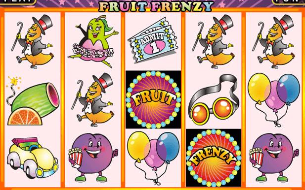 Bono Fruit Frenzy tragaperras online