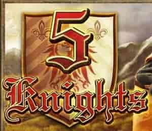 5 Knights tragaperras