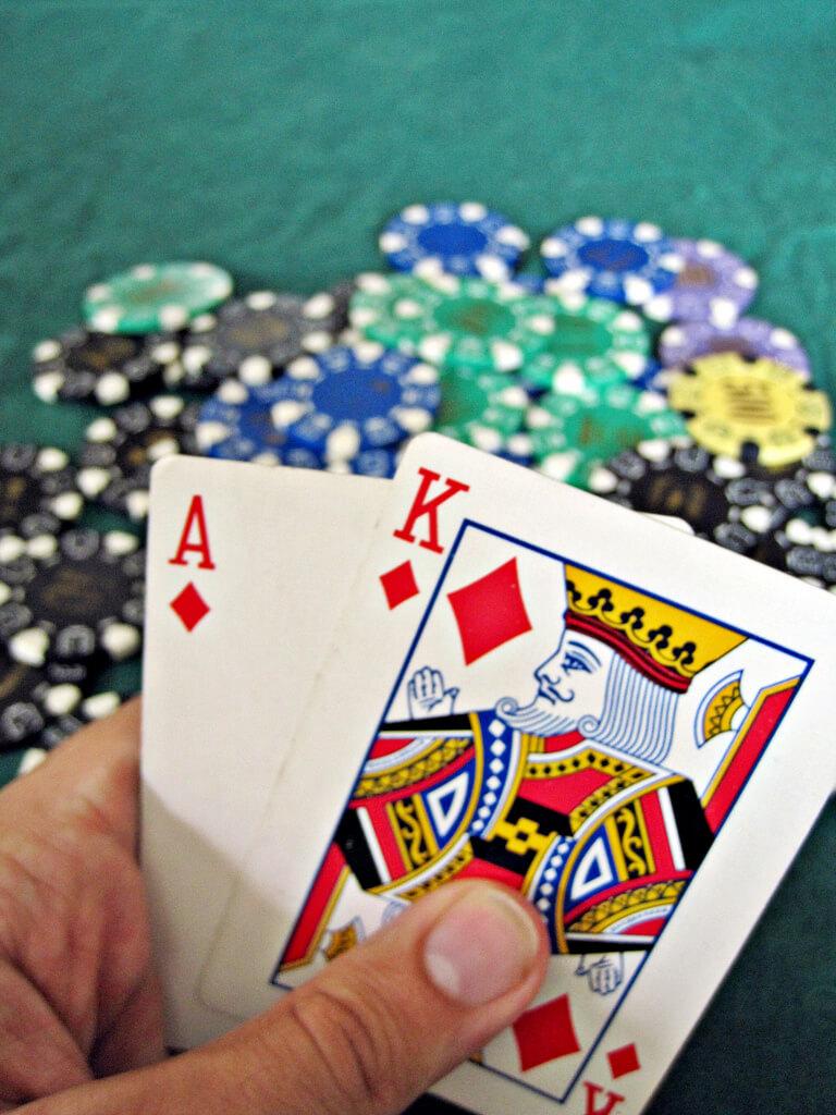 Blackjack codigo promocional