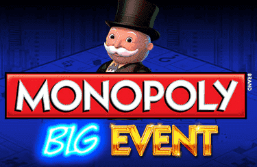 Monopoly Big Event tragaperras
