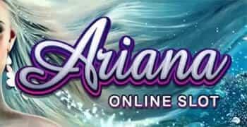 Ariana tragaperras