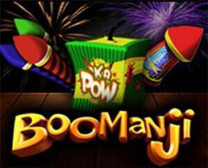 logo tragaperras boomanji