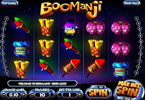 Bono Boomanji tragaperras online
