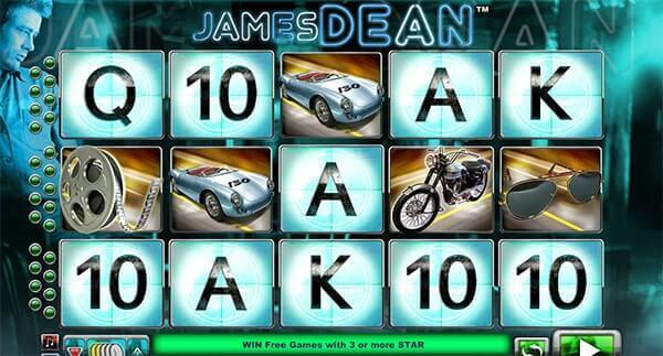 Bono James Dean tragaperras online