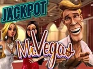 Mr Vegas NJP tragaperras