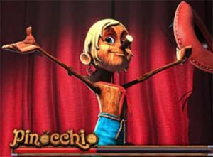 Pinocchio tragaperras online