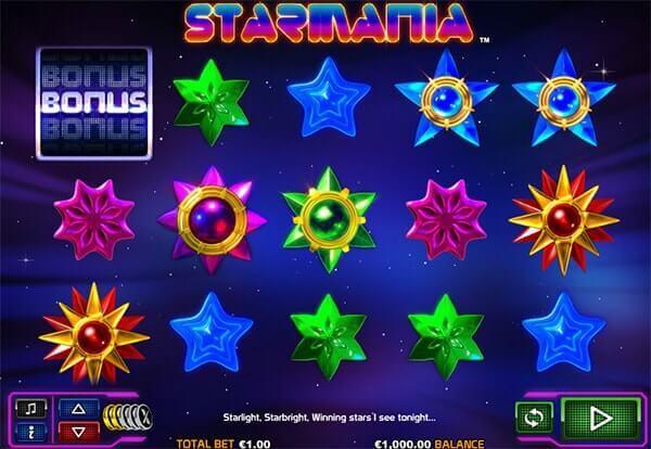 Bono Starmania tragaperras online