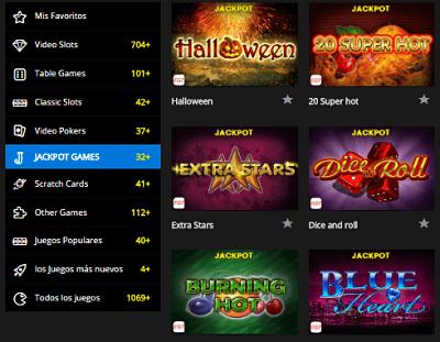 jackpots en exclusivebet casino