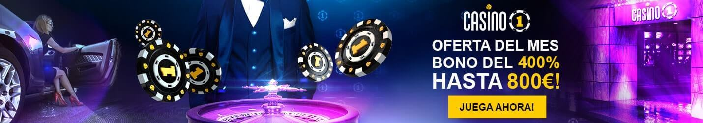 Casino1 Bono Casino Cabezera