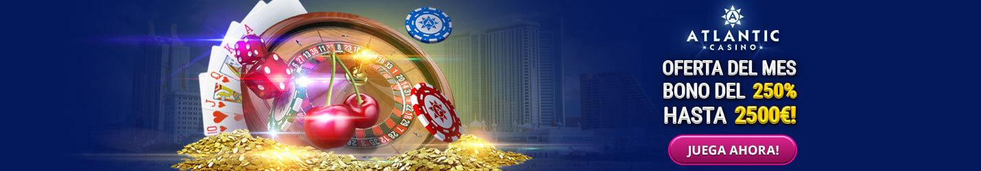 Atlantic Bono Casino Online Cabecera