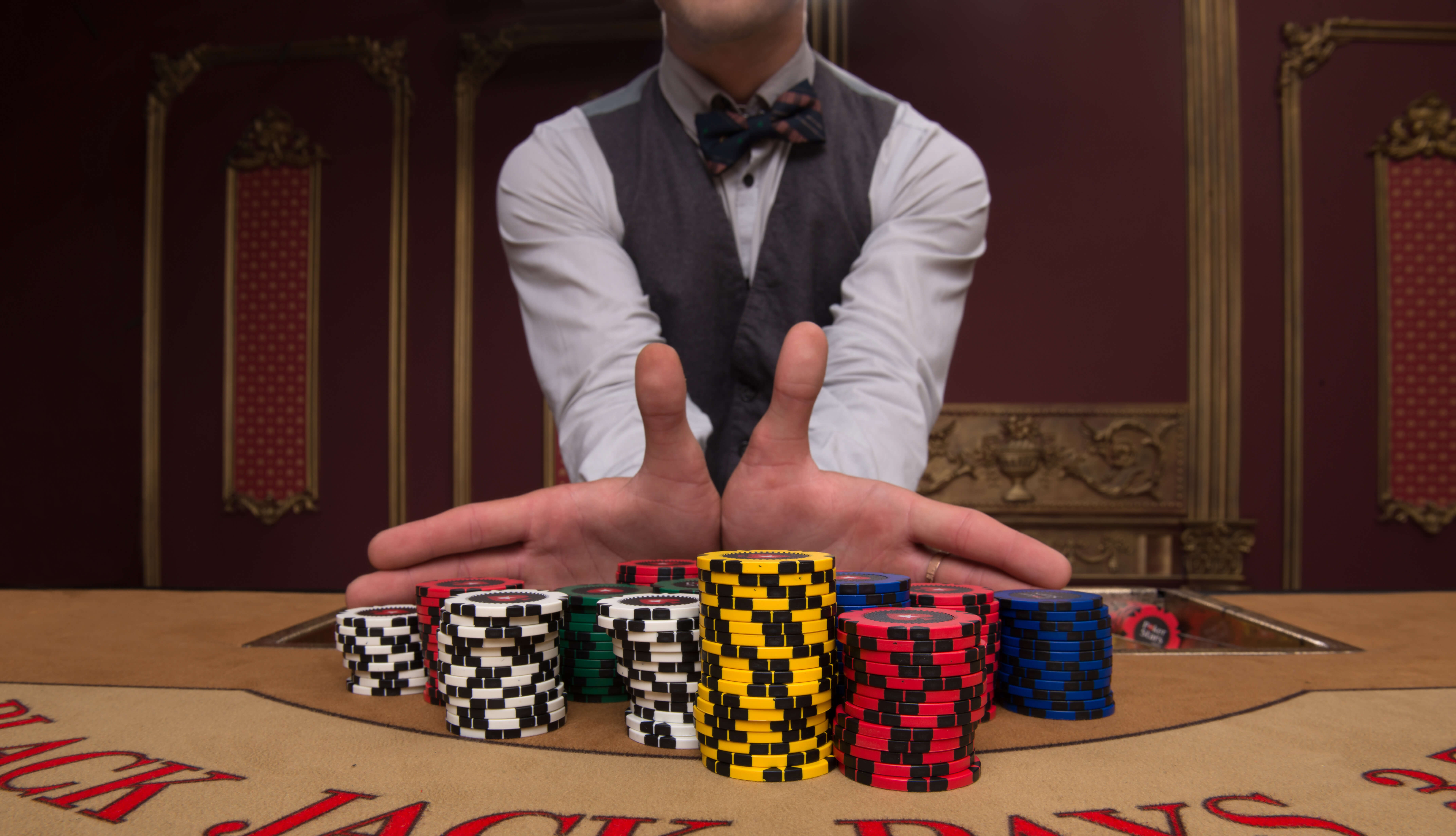 cobrando los bonos del casino
