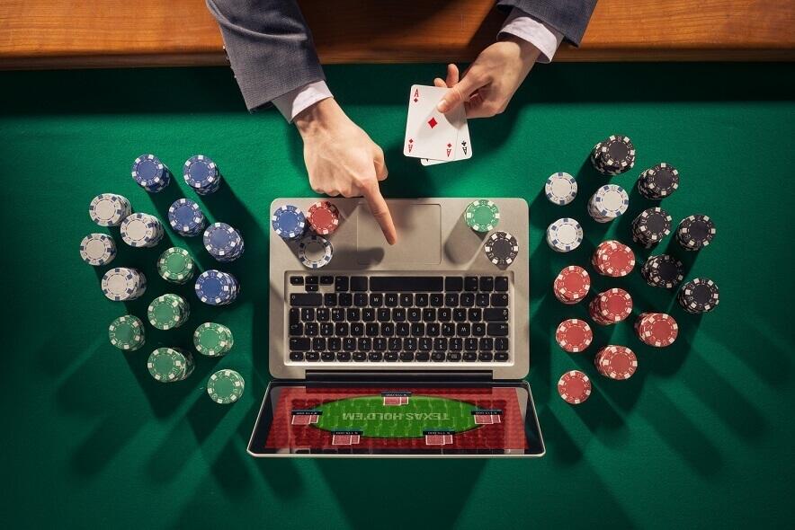 casino online métodos de pago