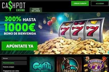 cashpot casino analisis