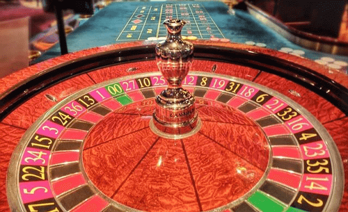 ruleta con dinero real en vivo
