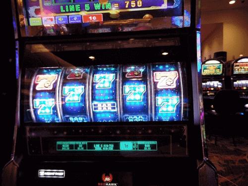 tragaperras de casino con dinero real de cinco carretes