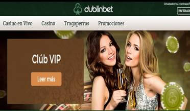 Club VIP Casino Dublinbet