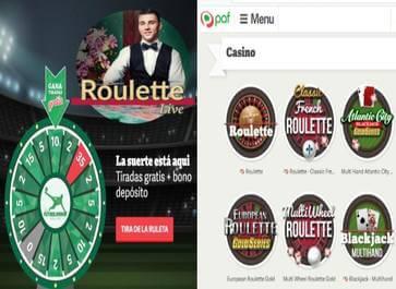 Casino Paf entrega 35 tiradas gratis por abrir cuenta