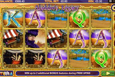 tragamonedas Aladdin's Legacy