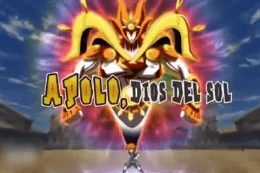 slot Apolo Dios del Sol