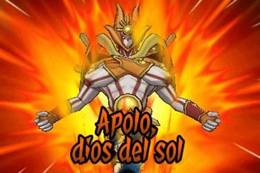 tragaperras Apolo Dios del Sol