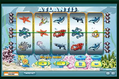 tragaperras Atlantis