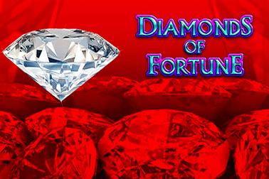 tragaperras Diamonds of Fortune