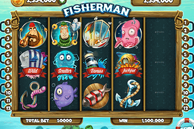 tragamonedas Fisherman