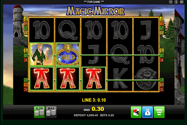 slot Magic Mirror