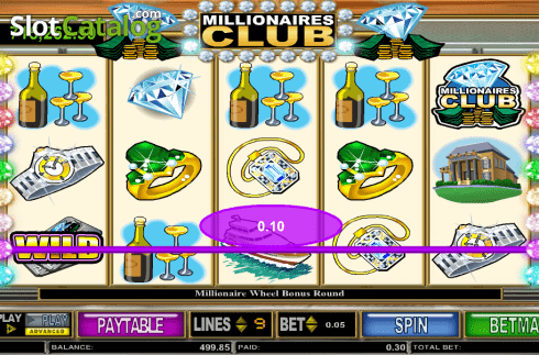 slot Millonaire's Club II