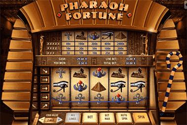 tragaperras Pharaoh Fortune