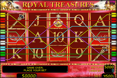 slot Royal Treasures