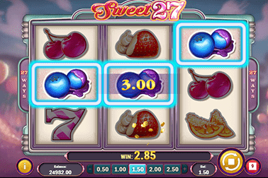 slot Sweet 27