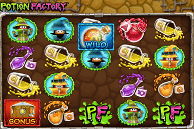 slot Potion Factory