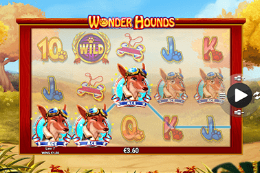 slot wonder hounds