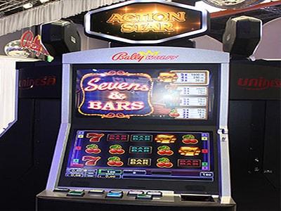slot Action Star Bar
