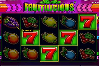 slot Fruitilicious