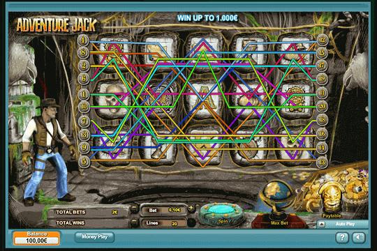 slot 40 lineas