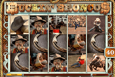 tragaperras Buckin' Broncos