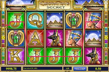 slot Cleopatra Secrets