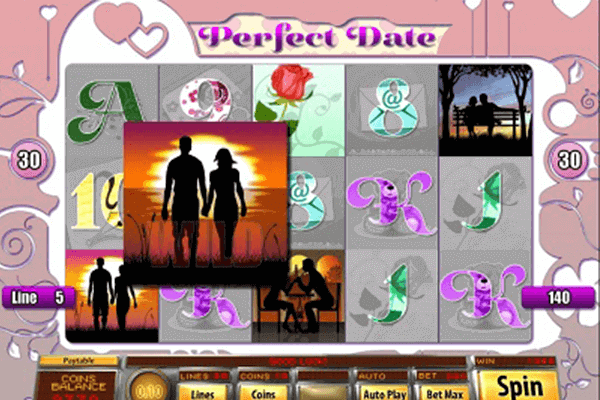 Perfect Date tragamonedas