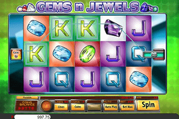 Gems N Jewels tragamonedas