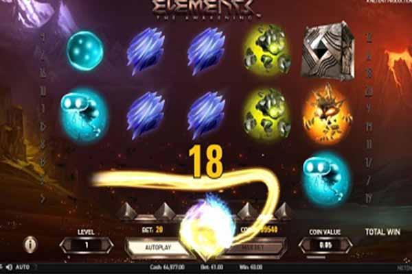 tragaperras Elements