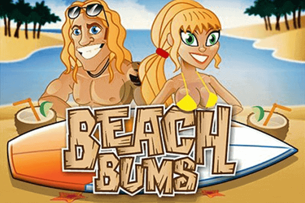 tragaperras Beach Bums