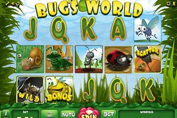 tragaperras Bug's World