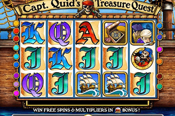 Captain Quid's Treasure Quest tragamonedas