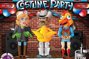 Costume Party tragamonedas