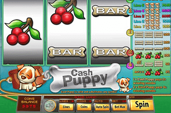 tragaperras Cash Puppy