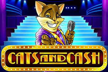tragaperras Cats and Cash
